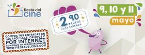 Fiesta del cine en Madrid