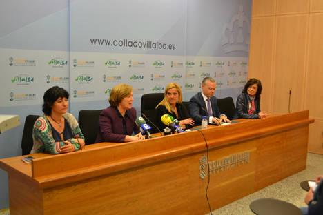 Collado Villalba cede un local a la Fundación Pita López