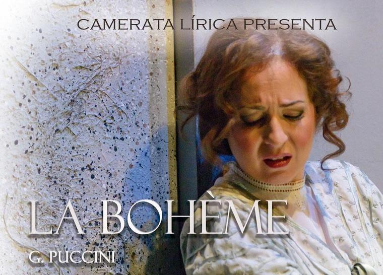 La ópera 'La Bohème' se representa en Hoyo de Manzanares