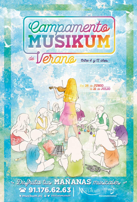 Pasa un verano diferente en Musikum