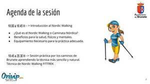 Curso gratuito de Nordic Walking