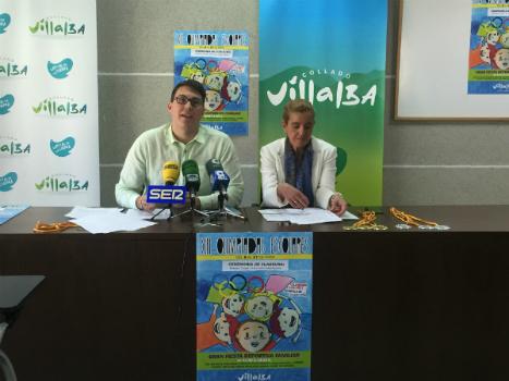 Olimpiadas Escolares en Collado Villalba