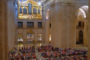 Comienza el IV Ciclo de Órgano del Real Monasterio de San Lorenzo de El Escorial