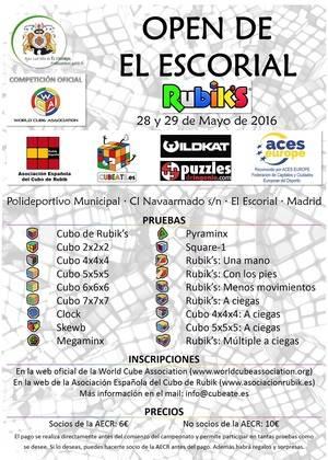 Open cubo Rubik