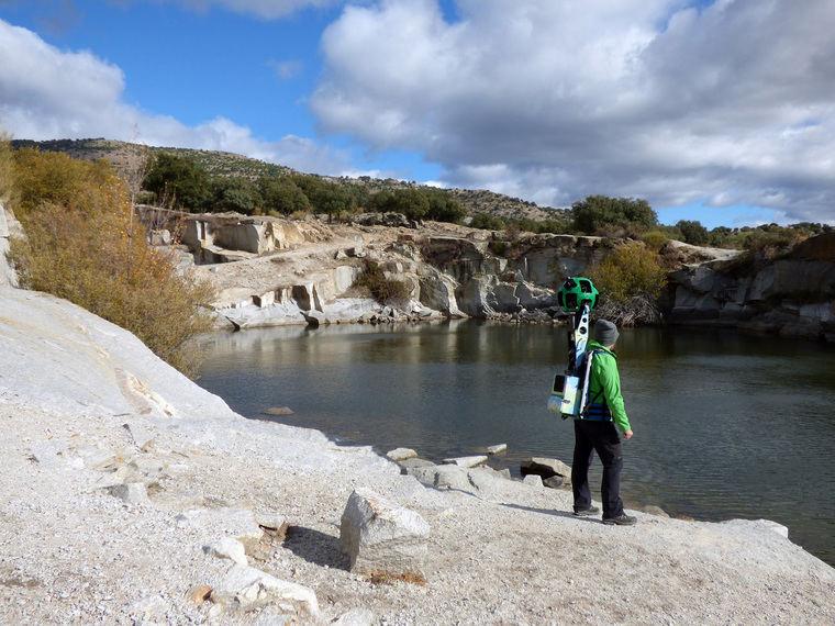 Rutas digitalizadas para recorrer la Sierra del Guadarrama sin salir de casa