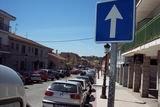 Reordenación del tráfico en la calle Real