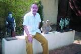 Bronce humano, José María Casanova