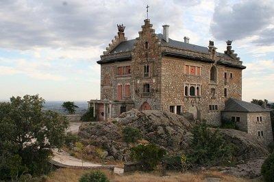 El canto del pico famoso y desconocido - Casa de franco torrelodones ...